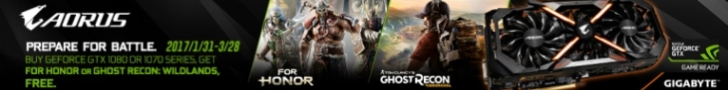 Honor + Ghost Recon Wildlands bundle promotion