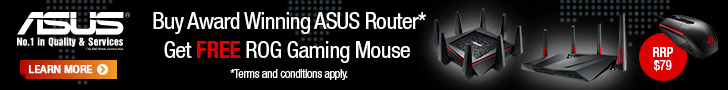 ASUS free mouse