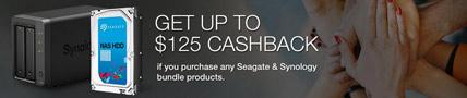 Synology & Seagate Promo