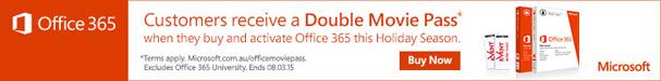 Office 365 deal