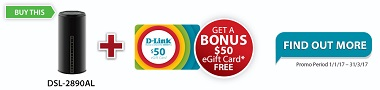 Dlink offers